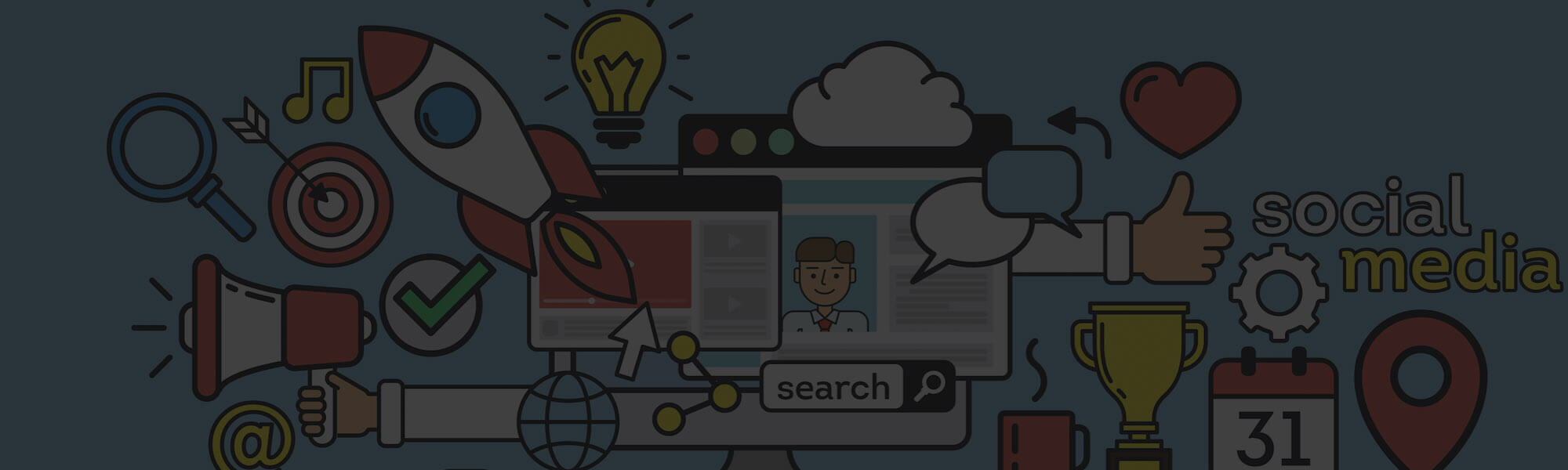 How social signals improve search engine ranking