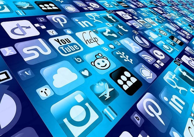 Install social share buttons