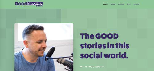 Best Social Media Podcasts: Good Social