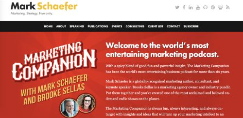 Best Social Media Podcasts: Marketing Companion