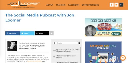 Best Social Media Podcasts: The Social Media Pubcast