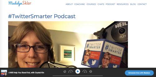 Best Social Media Podcasts: TwitterSmarter
