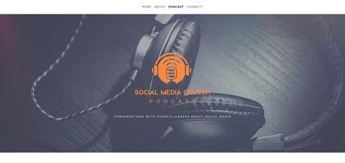 Best Social Media Podcasts: Social Media Church
