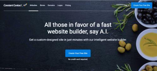 Best Blogging Platforms: Constant Contact