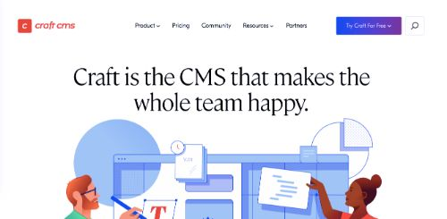 Best Blogging Platforms: Craft