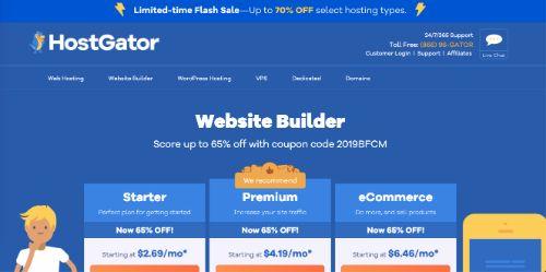 Best Blogging Platforms: : HostGator