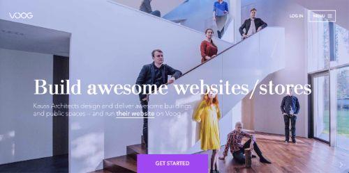 Best Blogging Platforms: Voog