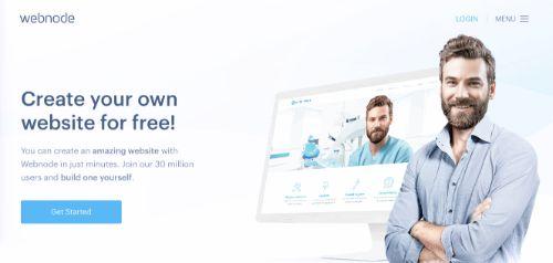 Best Blogging Platforms: Webnode
