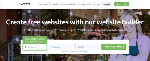 Best Blogging Platforms: Webs