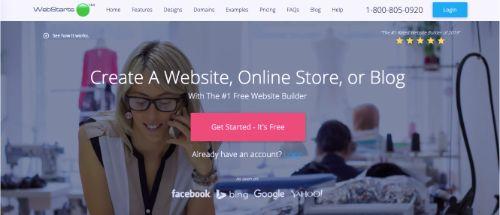 Best Blogging Platforms: WebStarts