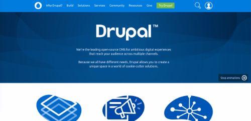 Best Blogging Platforms: Drupal