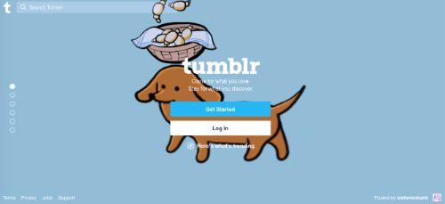 Best Blogging Platforms: Tumblr
