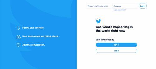 Best Blogging Platforms: Twitter