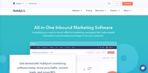 Best Email Marketing Services & Software: HubSpot