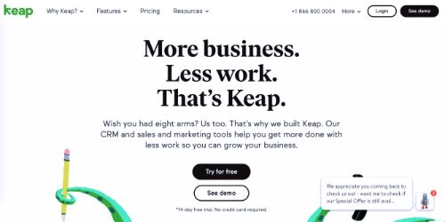 Best Email Marketing Services & Software: Keap