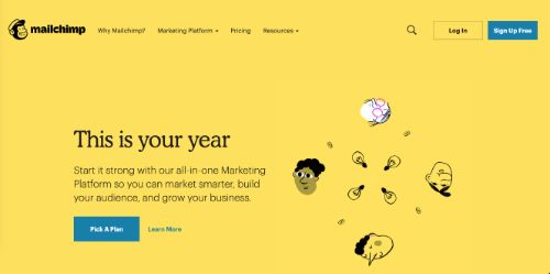 Best Email Marketing Services & Software: Mailchimp