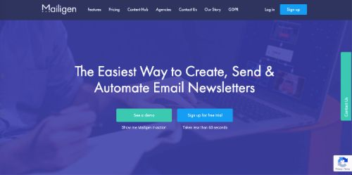 Best Email Marketing Services & Software: Mailigen