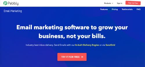 Best Email Marketing Services & Software: Pabbly