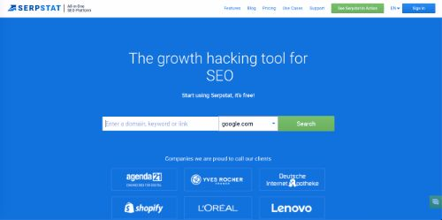 Best Backlink Trackers: Serpstat