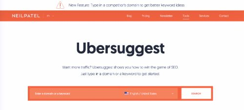 Best Backlink Trackers: Ubersuggest