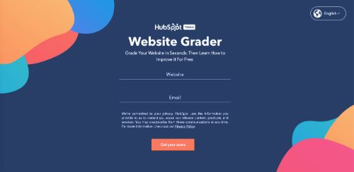 Best SEO Tools: Website Grader