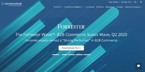 Best e-Commerce Platforms: commerce tools