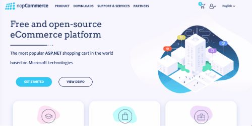 Best e-Commerce Platforms: nopCommerce