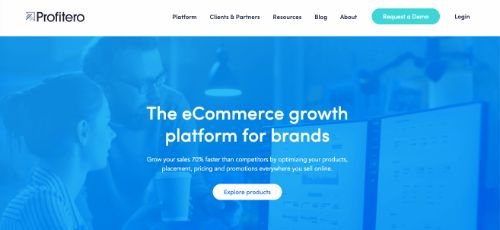 Best e-Commerce Platforms: Profitero