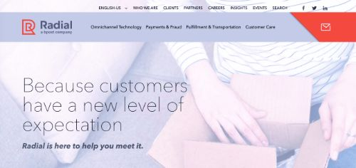 Best e-Commerce Platforms: Radial