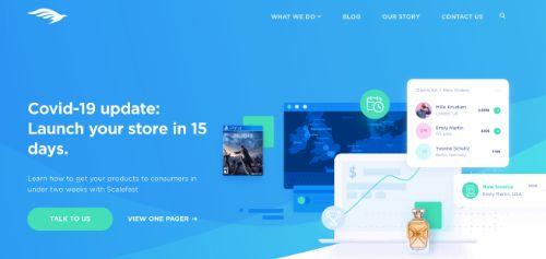 Best e-Commerce Platforms: Scalefast