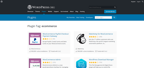 Plugins to Add Functionality for WordPress eCommerce