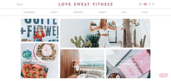 How to Start a Fitness Blog in 5 Simple Steps - Love Sweat Fitness