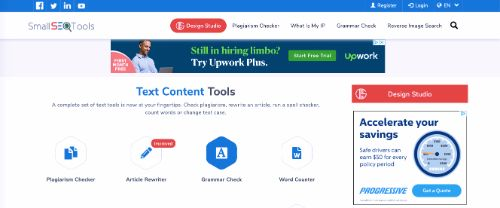 Best Free SEO Tools: Small SEO Tools