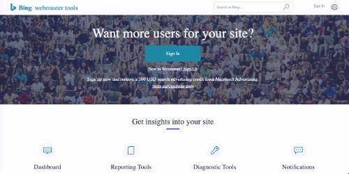 Best Free SEO Tools: Bing Webmaster Tools