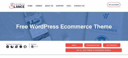 Best WordPress eCommerce Themes: Ecommerce Hub