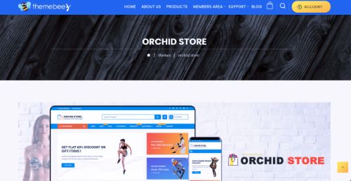 Orchid Store