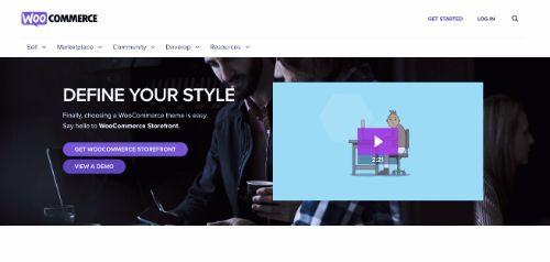 Best WordPress eCommerce Themes: Storefront