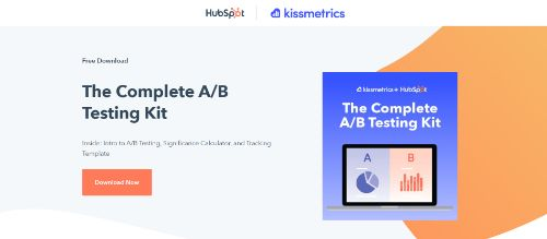 The Complete A/B Testing Kit from HubSpot