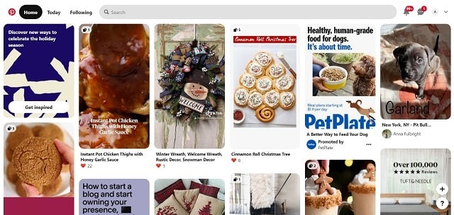 Basic Tips to Drive Traffic with Pinterest