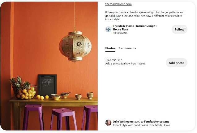 Image Best Practices for Driving Traffic with Pinterest