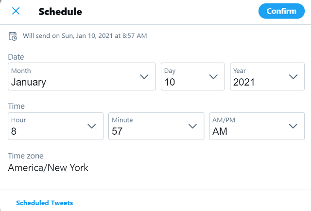 How to Schedule Tweets: What is the Best Way to Schedule a Tweet?