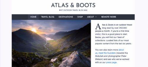 Atlas & Boots
