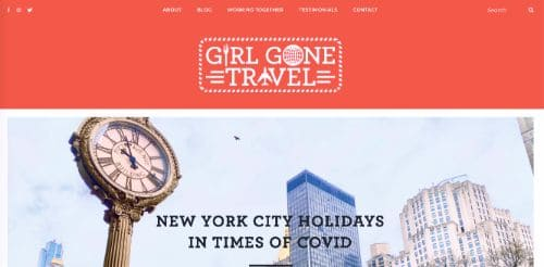Girl Gone Travel