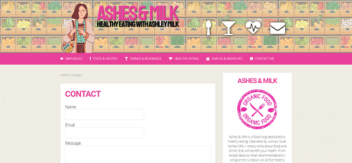 Ashes&Milk