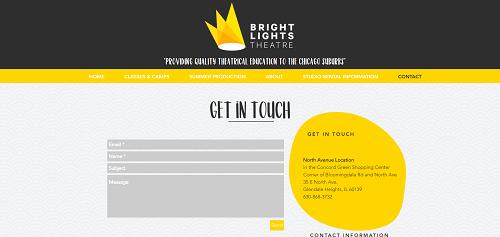 Bright Lights Theatre