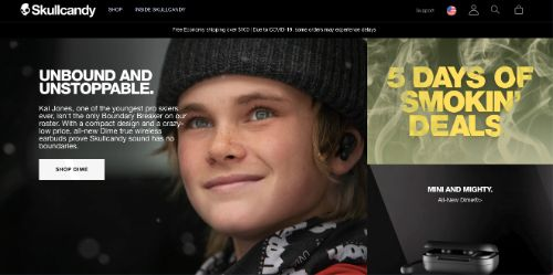 Match A Footer Popup With Your Background Color (Skullcandy)