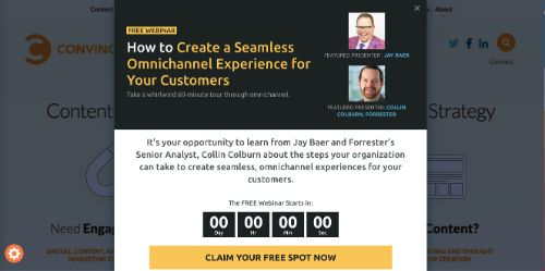 Use a Countdown to Generate a Sense of Urgency (Convince & Convert)