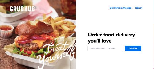 Offer Free Delivery For New Customers (Grubhub)