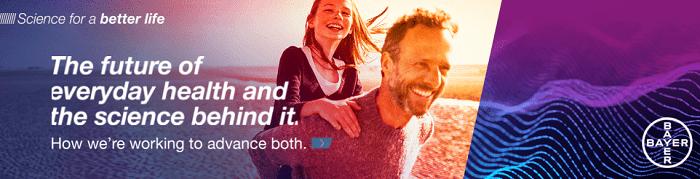 Bayer banner ad