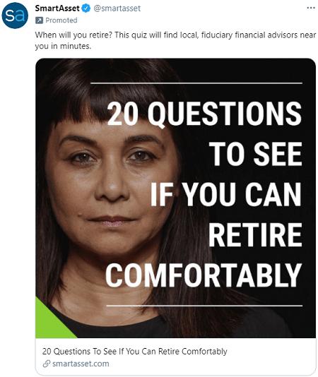 SmartAsset ad copy example